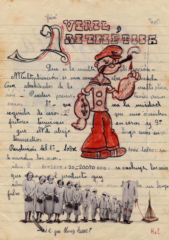 Manuel Antonio Dominguez Gomez - aritmetica